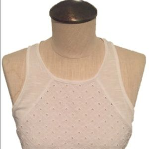 American Eagle Outfitters Small White Tank